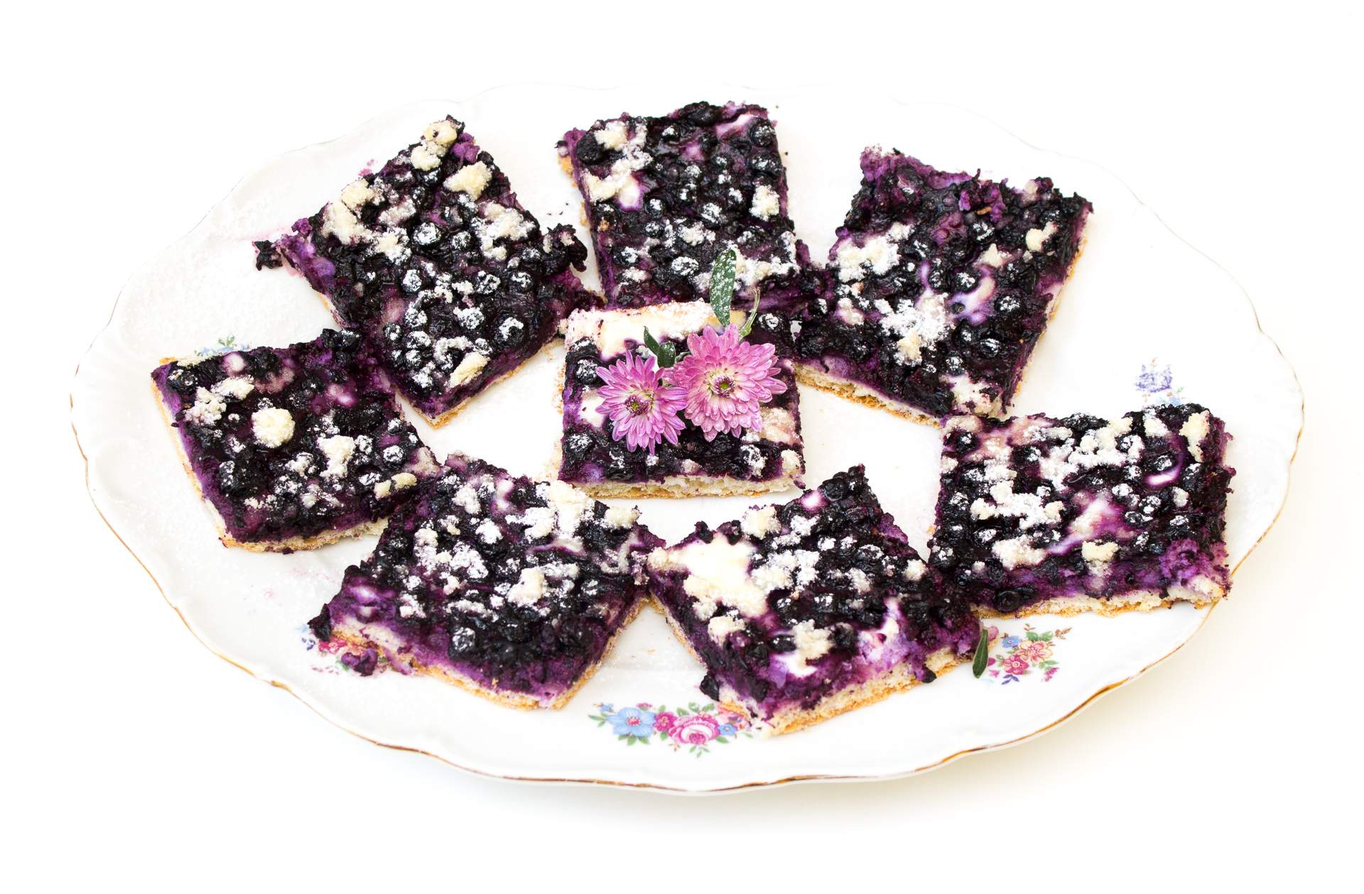 Borůvkový kynutý koláč-2