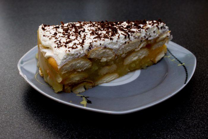 Nepečený jablečný dort-3