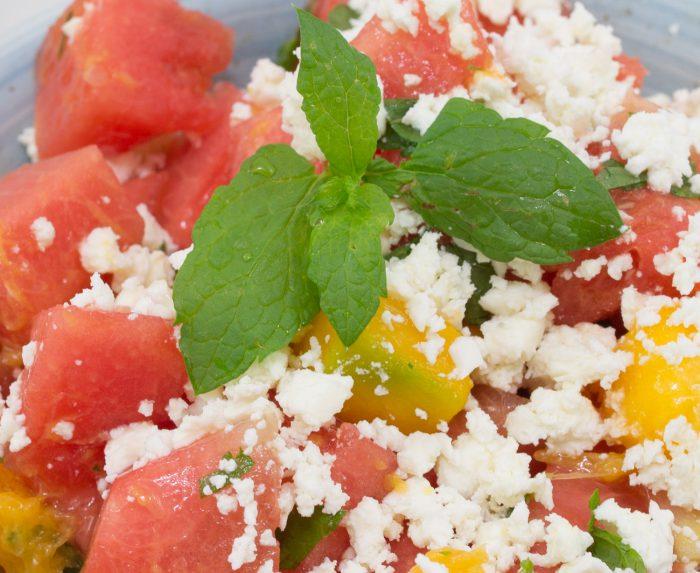 Melounový salát-2