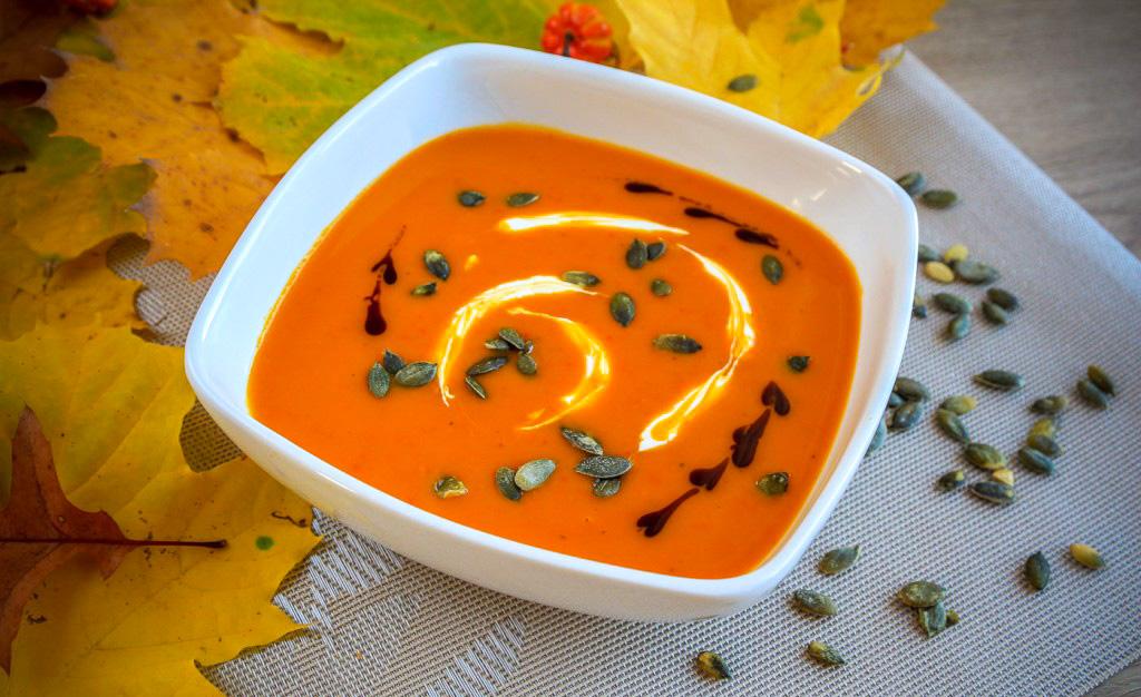 Dýňová polévka-1